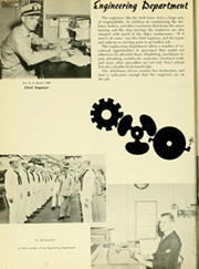 Page 16, 1953 Edition, Aldebaran (AF 10) - Naval Cruise Book online yearbook collection