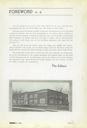 Page 5, 1939 Edition, Yates Center High School - Wildcat Yearbook (Yates Center, KS) online yearbook collection