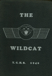 1940 Edition, Yates Center High School - Wildcat Yearbook (Yates Center, KS)