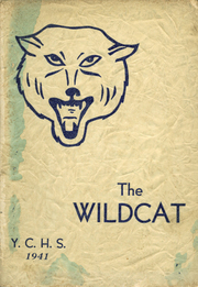 Yates Center High School - Wildcat Yearbook (Yates Center, KS) online yearbook collection, 1941 Edition, Page 1