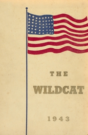 1943 Edition, Yates Center High School - Wildcat Yearbook (Yates Center, KS)