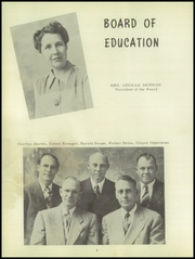 Page 10, 1951 Edition, Yates Center High School - Wildcat Yearbook (Yates Center, KS) online yearbook collection
