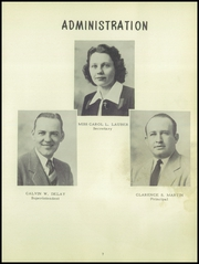 Page 11, 1951 Edition, Yates Center High School - Wildcat Yearbook (Yates Center, KS) online yearbook collection