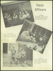 Page 14, 1951 Edition, Yates Center High School - Wildcat Yearbook (Yates Center, KS) online yearbook collection