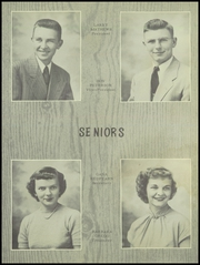 Page 15, 1951 Edition, Yates Center High School - Wildcat Yearbook (Yates Center, KS) online yearbook collection
