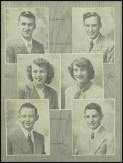 Page 16, 1951 Edition, Yates Center High School - Wildcat Yearbook (Yates Center, KS) online yearbook collection