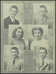 Page 17, 1951 Edition, Yates Center High School - Wildcat Yearbook (Yates Center, KS) online yearbook collection