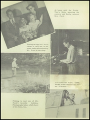 Page 9, 1951 Edition, Yates Center High School - Wildcat Yearbook (Yates Center, KS) online yearbook collection