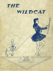 1957 Edition, Yates Center High School - Wildcat Yearbook (Yates Center, KS)