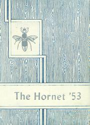 Page 1, 1953 Edition, Horton High School - Hornet Yearbook (Horton, KS) online yearbook collection