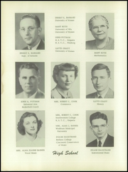 Page 10, 1953 Edition, Horton High School - Hornet Yearbook (Horton, KS) online yearbook collection