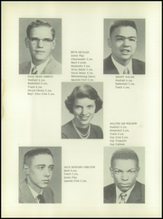 Page 12, 1953 Edition, Horton High School - Hornet Yearbook (Horton, KS) online yearbook collection