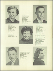 Page 13, 1953 Edition, Horton High School - Hornet Yearbook (Horton, KS) online yearbook collection