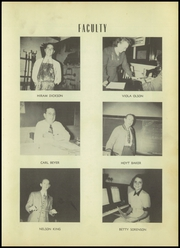 Page 13, 1949 Edition, Belleville High School - Buffalo Yearbook (Belleville, KS) online yearbook collection