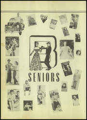 Page 16, 1949 Edition, Belleville High School - Buffalo Yearbook (Belleville, KS) online yearbook collection