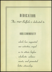 Page 8, 1949 Edition, Belleville High School - Buffalo Yearbook (Belleville, KS) online yearbook collection