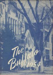 1954 Edition, Belleville High School - Buffalo Yearbook (Belleville, KS)