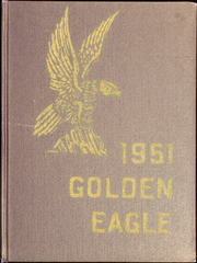 Page 1, 1951 Edition, Trego Community High School - Golden Eagle Yearbook (WaKeeney, KS) online yearbook collection