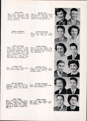 Page 11, 1951 Edition, Trego Community High School - Golden Eagle Yearbook (WaKeeney, KS) online yearbook collection
