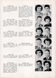 Page 13, 1951 Edition, Trego Community High School - Golden Eagle Yearbook (WaKeeney, KS) online yearbook collection