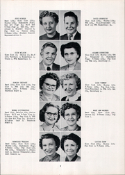Page 15, 1951 Edition, Trego Community High School - Golden Eagle Yearbook (WaKeeney, KS) online yearbook collection