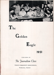 Page 5, 1951 Edition, Trego Community High School - Golden Eagle Yearbook (WaKeeney, KS) online yearbook collection