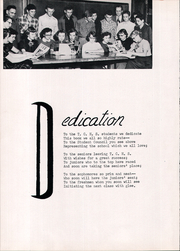 Page 6, 1951 Edition, Trego Community High School - Golden Eagle Yearbook (WaKeeney, KS) online yearbook collection