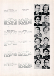 Page 7, 1951 Edition, Trego Community High School - Golden Eagle Yearbook (WaKeeney, KS) online yearbook collection