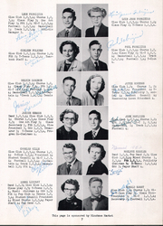 Page 11, 1952 Edition, Trego Community High School - Golden Eagle Yearbook (WaKeeney, KS) online yearbook collection