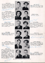 Page 13, 1952 Edition, Trego Community High School - Golden Eagle Yearbook (WaKeeney, KS) online yearbook collection