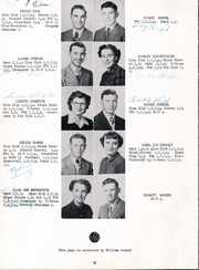 Page 14, 1952 Edition, Trego Community High School - Golden Eagle Yearbook (WaKeeney, KS) online yearbook collection