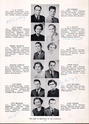 Page 7, 1952 Edition, Trego Community High School - Golden Eagle Yearbook (WaKeeney, KS) online yearbook collection
