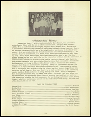 Page 15, 1950 Edition, Halstead High School - Dragon Yearbook (Halstead, KS) online yearbook collection
