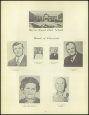 Page 8, 1950 Edition, Halstead High School - Dragon Yearbook (Halstead, KS) online yearbook collection