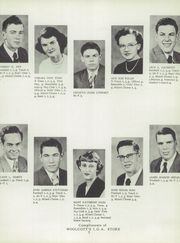Page 11, 1952 Edition, Halstead High School - Dragon Yearbook (Halstead, KS) online yearbook collection