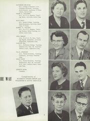 Page 7, 1952 Edition, Halstead High School - Dragon Yearbook (Halstead, KS) online yearbook collection