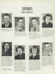 Page 9, 1952 Edition, Halstead High School - Dragon Yearbook (Halstead, KS) online yearbook collection