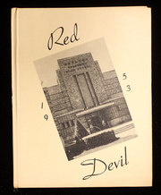 Page 1, 1953 Edition, Decatur Community High School - Red Devil Yearbook (Oberlin, KS) online yearbook collection