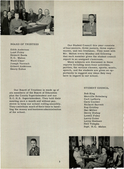 Page 11, 1953 Edition, Decatur Community High School - Red Devil Yearbook (Oberlin, KS) online yearbook collection