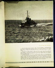 Page 7, 1952 Edition, Alfred A Cunningham (DD 752) - Naval Cruise Book online yearbook collection