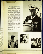 Page 9, 1952 Edition, Alfred A Cunningham (DD 752) - Naval Cruise Book online yearbook collection
