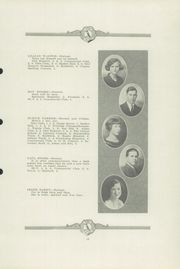 Page 15, 1925 Edition, Sabetha High School - Blue Jay Yearbook (Sabetha, KS) online yearbook collection
