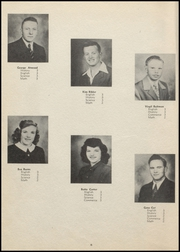Page 10, 1948 Edition, Elkhart High School - Wildcat Yearbook (Elkhart, KS) online yearbook collection
