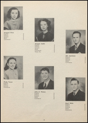 Page 13, 1948 Edition, Elkhart High School - Wildcat Yearbook (Elkhart, KS) online yearbook collection