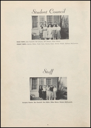 Page 8, 1948 Edition, Elkhart High School - Wildcat Yearbook (Elkhart, KS) online yearbook collection