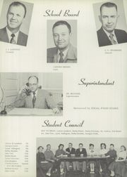 Page 10, 1954 Edition, Elkhart High School - Wildcat Yearbook (Elkhart, KS) online yearbook collection