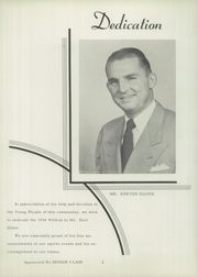 Page 8, 1954 Edition, Elkhart High School - Wildcat Yearbook (Elkhart, KS) online yearbook collection