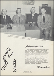 Page 11, 1956 Edition, Elkhart High School - Wildcat Yearbook (Elkhart, KS) online yearbook collection