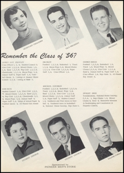 Page 15, 1956 Edition, Elkhart High School - Wildcat Yearbook (Elkhart, KS) online yearbook collection