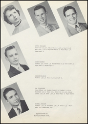 Page 17, 1956 Edition, Elkhart High School - Wildcat Yearbook (Elkhart, KS) online yearbook collection